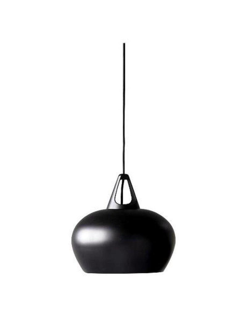 Japanse hanglamp 29 cm Ø - 38 cm Ø - 46 cm Ø zwart