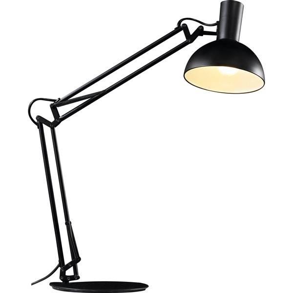 lampe d 39 architecte e27 blanc ou noir myplanetled. Black Bedroom Furniture Sets. Home Design Ideas