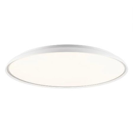 Flat ceiling light LED round 41 cm Ø or 60 cm Ø