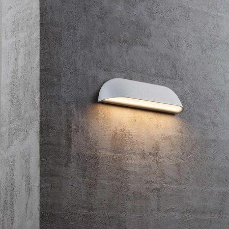 Applique façade LED noir ou blanc 8W ou 12W