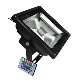 RGB bouwlamp LED 50W