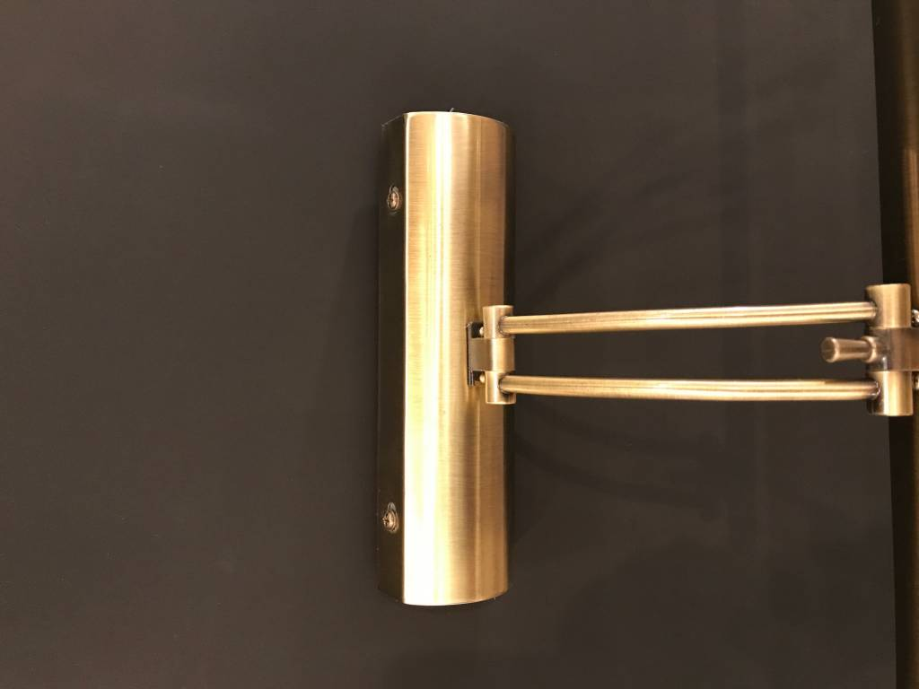 Schilderijverlichting brons of grijs LED 10W 555mm | Myplanetled