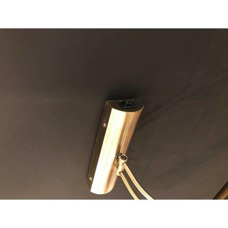 Schilderijverlichting brons of grijs LED 10W 555mm