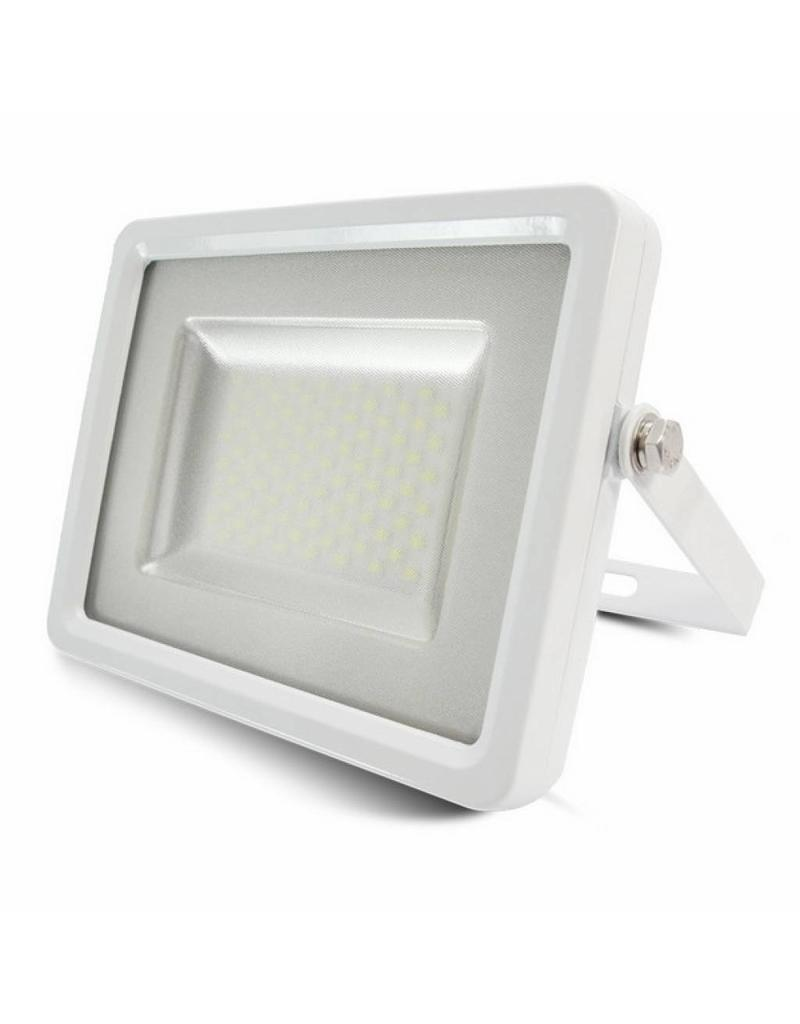 50w LED floodlight SMD black or white