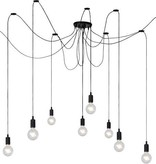 Spider chandelier 5 or 10 wires E27