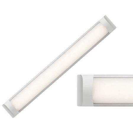 Réglette LED plate 120 cm 40W