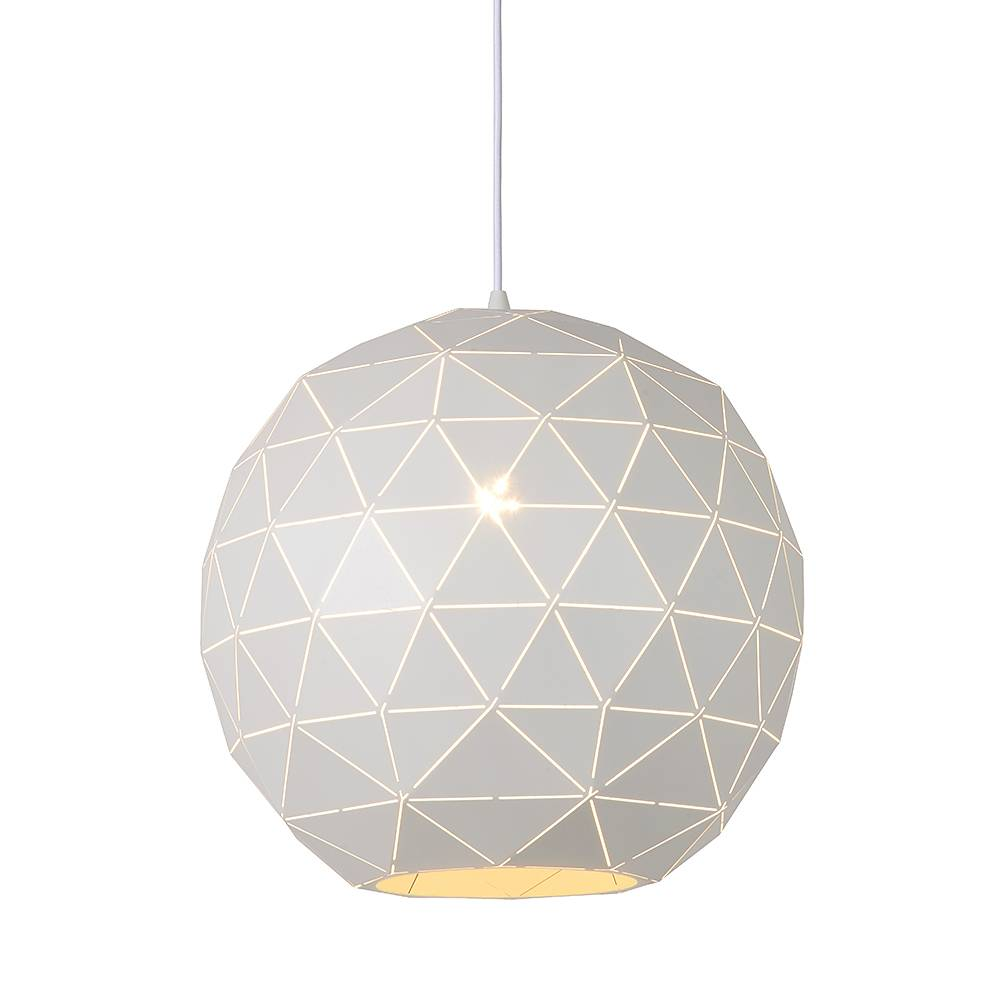 Pendant light geometric light shade black gold white pendant light geometric light shade black gold white aloadofball Gallery
