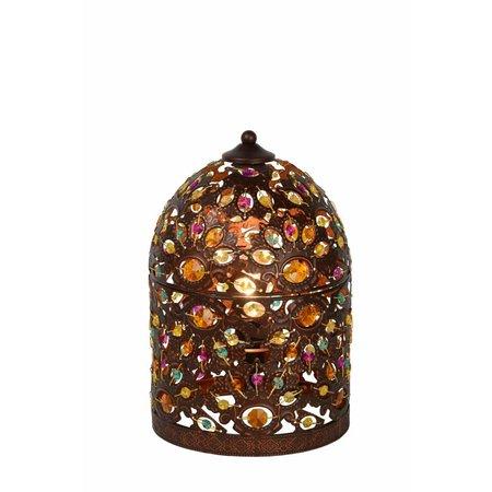 Moroccan table lamp 19 cm Ø