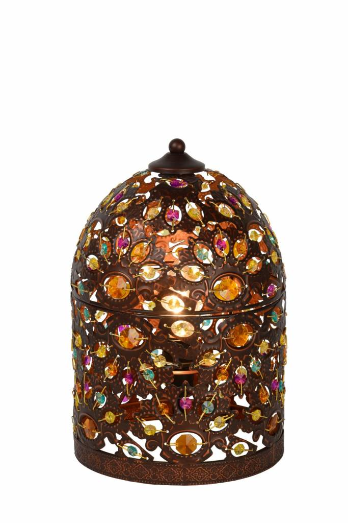 Lampe De Chevet Marocaine 19 Cm O Myplanetled