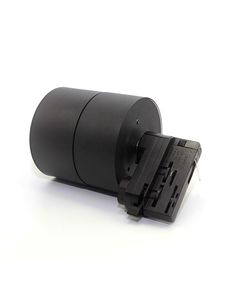 Commercial track lighting white or black 20W