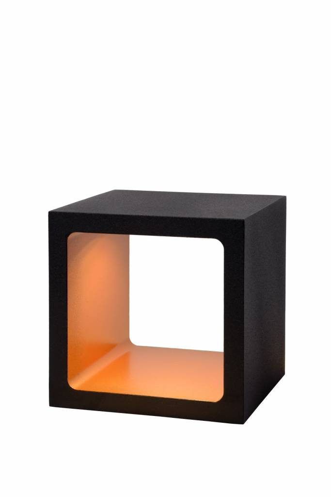 lampe de chevet moderne variateur blanc noir dor led 6w myplanetled. Black Bedroom Furniture Sets. Home Design Ideas