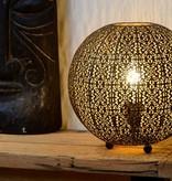Oriental style table lamp 33cm Ø E27