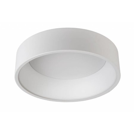 Dimmable ceiling light LED round 30W white
