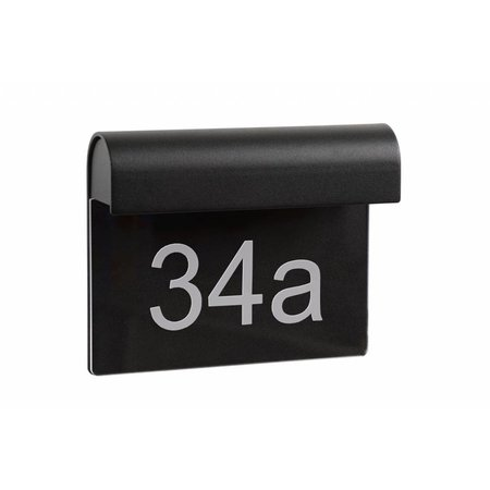 LED house numbers 6W