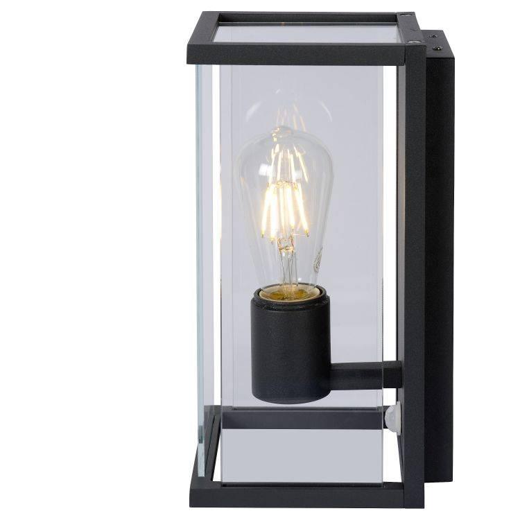 Bedwelming Buitenlamp muur glas E27   Myplanetled @ML98