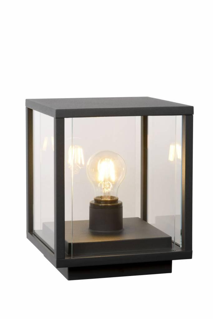 Pedestal light outdoor glass E27