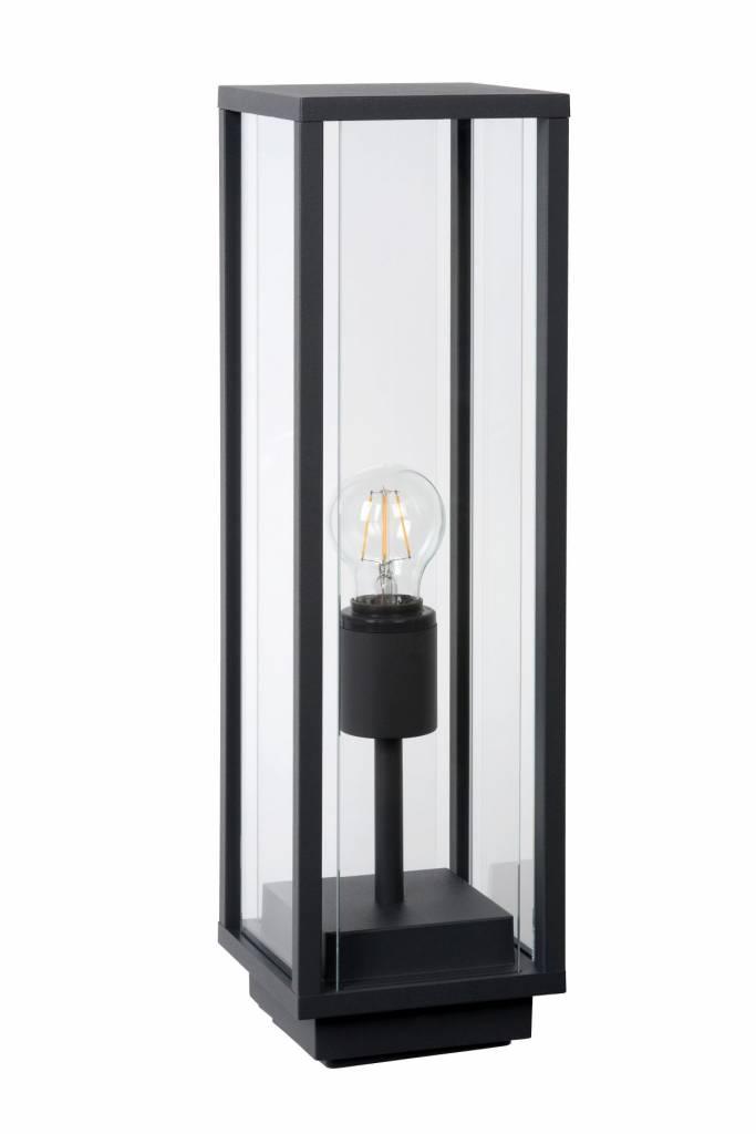Pedestal lamp glass E27