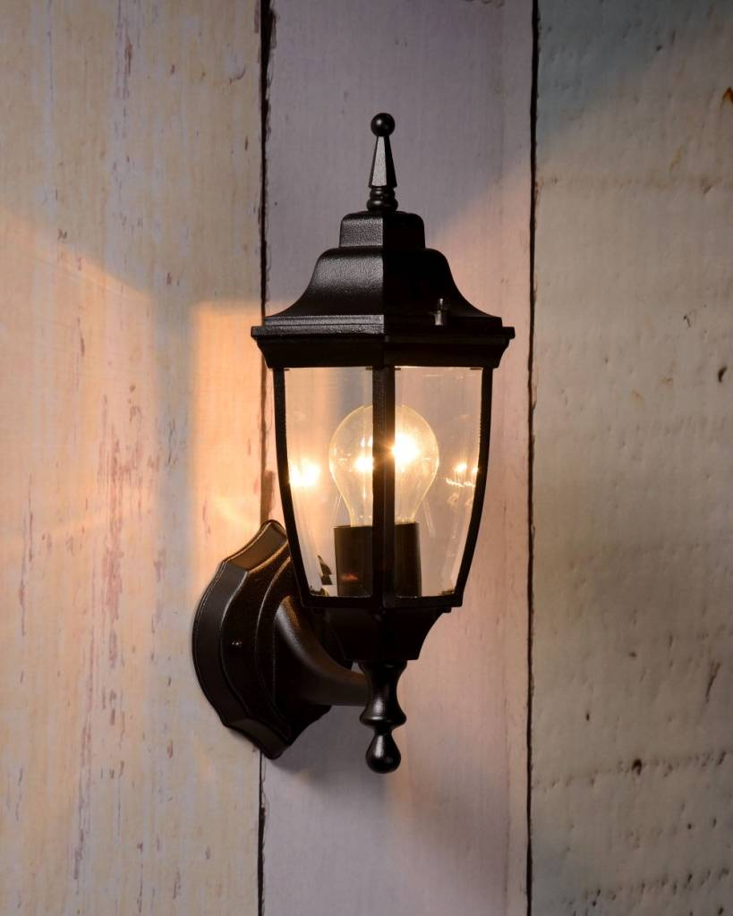 Victorian wall light black white or antique green e27 myplanetled victorian wall light black white or antique green e27 aloadofball Gallery