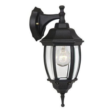 Lampe extérieure applique noir, blanc ou vert antique E27