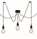 Spider chandelier 5 or 10 wires E27