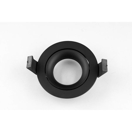 Inbouwspot 85mm/105mm wit/zwart voor GU10/LED module