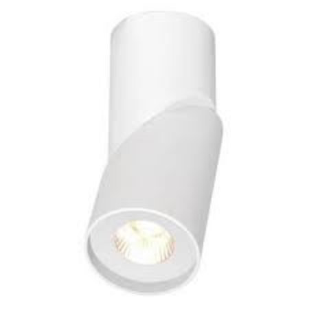Ceiling light fixture LED cylindric turnable 185mm H 10W