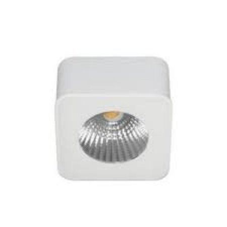 Ceiling light LED square driverless 62mm wide 5W