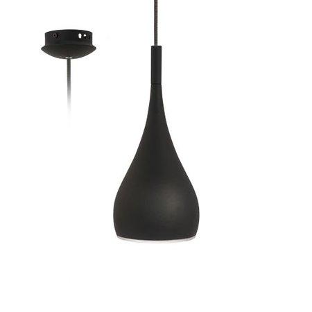 Hanglamp druppel 360mm hoog design met E27 fitting