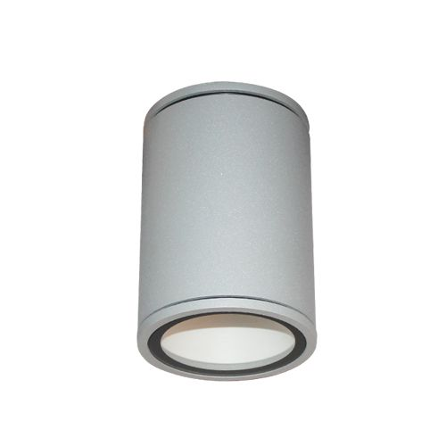 Plafonnier exterieur led design anthracite gris 12w for Plafonnier exterieur led