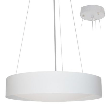 Pendant light dining room round LED 366mm diameter 30W