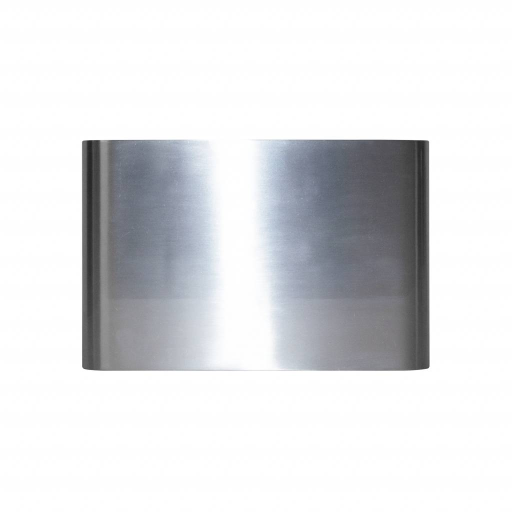 Wall light wood or alu LED up & down 13W 230mm wide