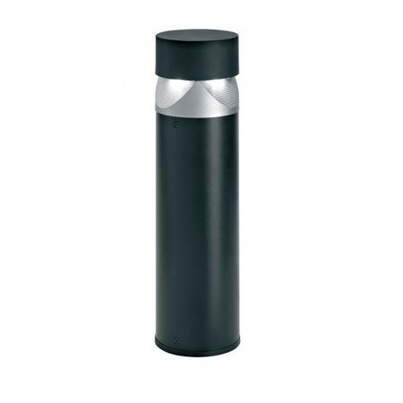 Bollard light LED design 400mm high 112mm diameter 3W