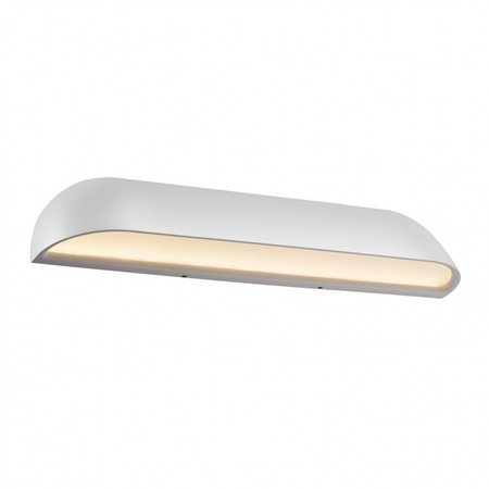 Outdoor wall light modern LED wide 8W or 12W