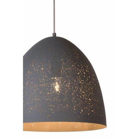 Oriental light 40cm Ø white, black, blue