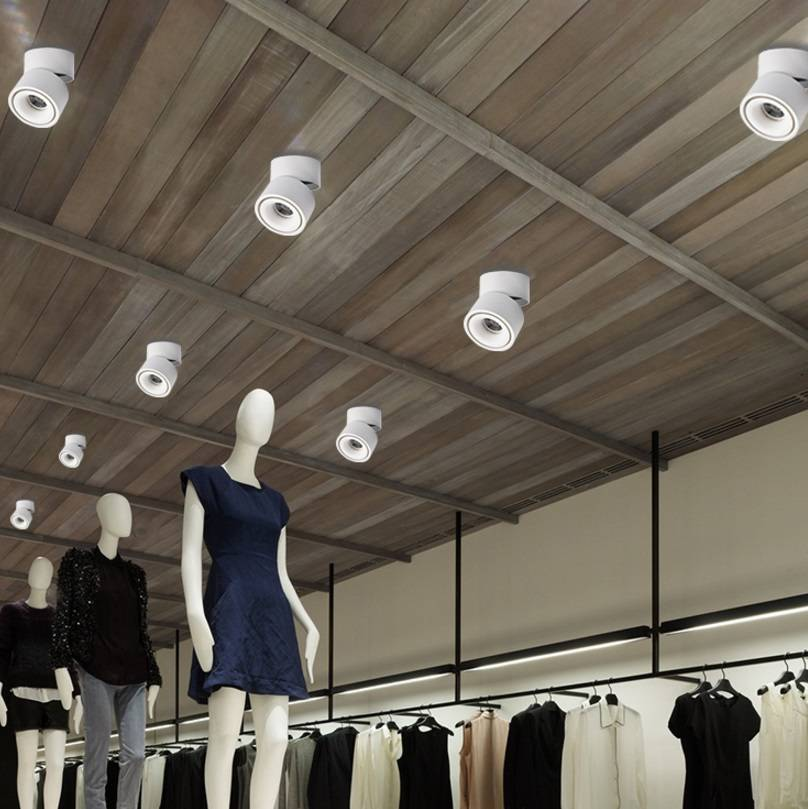 LED verlichting plafond 9W richtbaar | Myplanetled