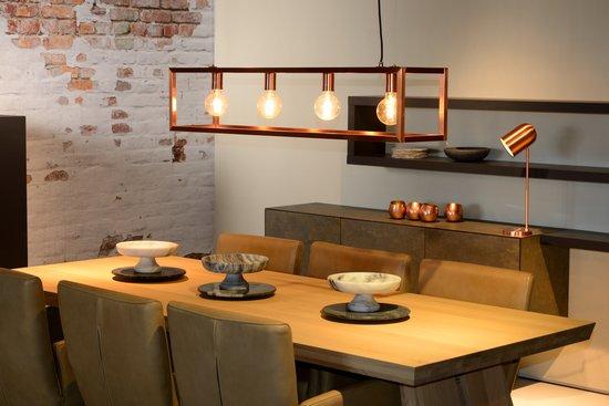 Woonkamer Verlichting Pendelarmatuur : Wat is de aangewezen hoogte van een lamp boven de tafel? myplanetled