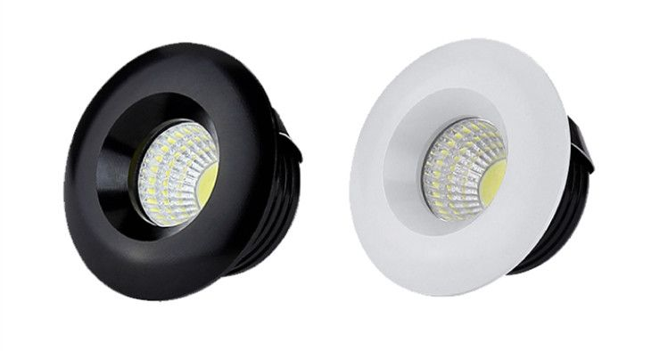 spot led encastrable diametre 55 free spot led encastr tipir orientable w k rond noir with spot. Black Bedroom Furniture Sets. Home Design Ideas