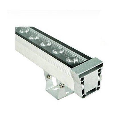 LED bar 36W 1m zwart