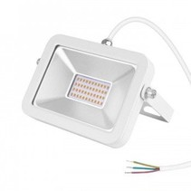 LED straler 30W SMD zwart of wit