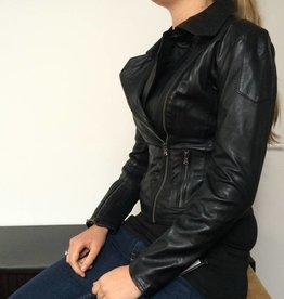 Jong Style Lerenjack Dames Electric Prouno