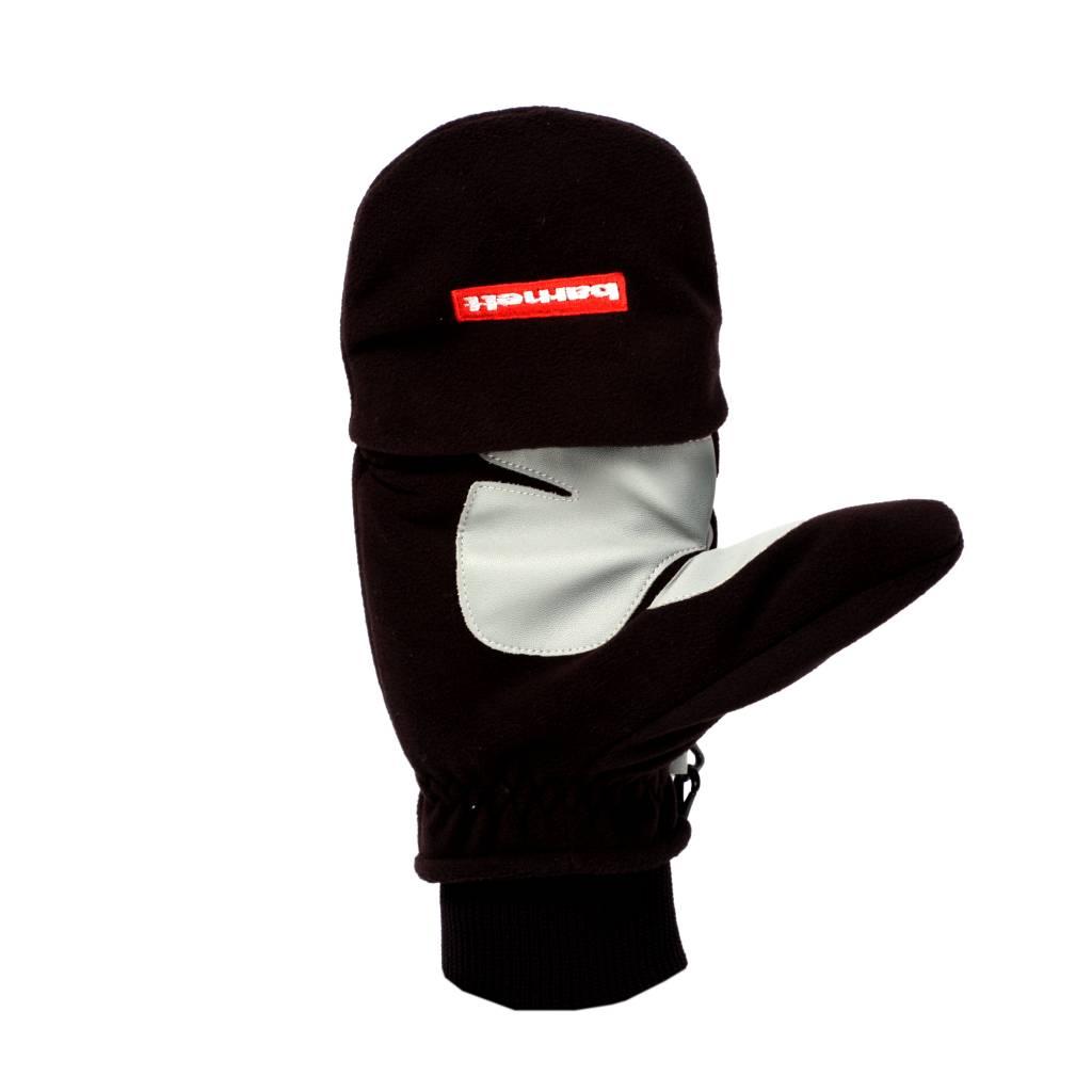 barnett NBG-02 kurze Fingerhandschuhe mit Klappe, Fäustlinge, für Temperaturen zwischen +5 und -15°C