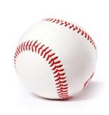 """barnett BS-1 Baseball Ball Anfänger Baseball, Softtouch, Grösse 9""""(inch), Farbe weiß, 2 Stück"""