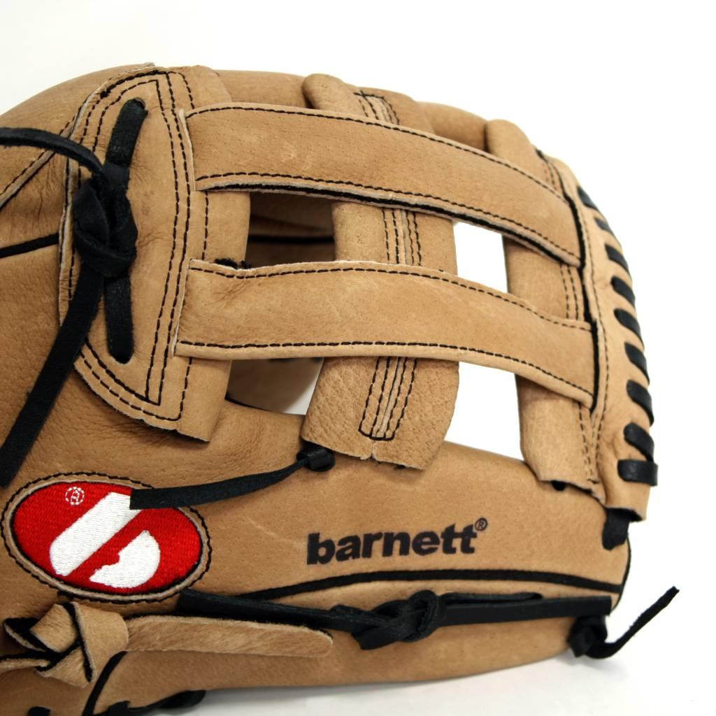"barnett SL-127 Baseball Handschuh, Schweinsleder, Outfield, Größe 12,7"" (inch)"