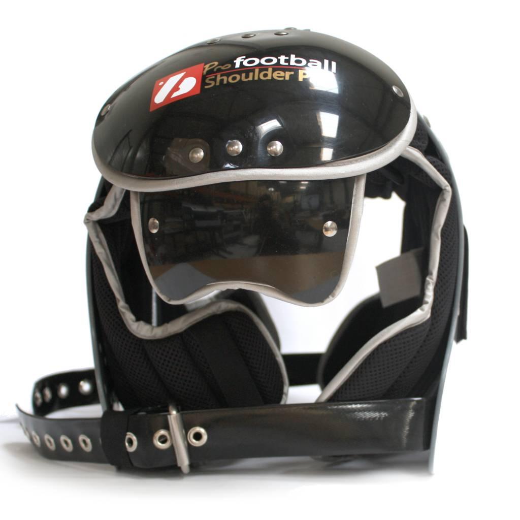 barnett Z-430 IV American Football Schulterschutz, Elite, sehr leicht, OL-DL