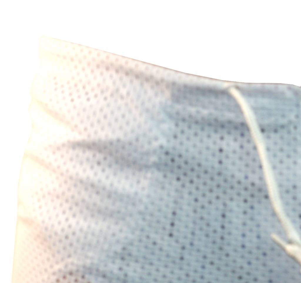 barnett FS-01 American Football Short, Kompressionshose mit 3 Taschen, weiß