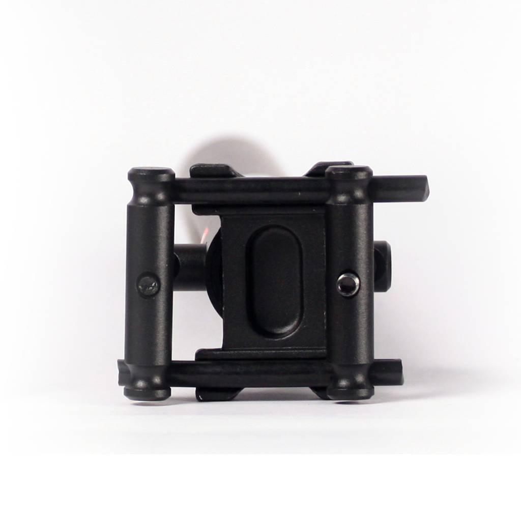 barnett SPA-01 Sattelstütze Aluminium, Größe 32, 338,5g, schwarz