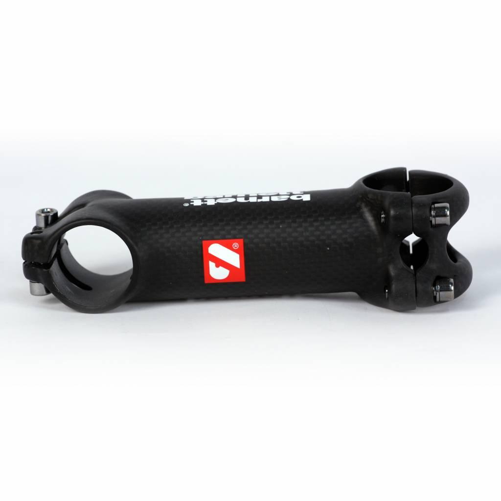barnett STC-01 Lenkervorbau Fahrrad Carbon, 31,8mm,119.5g, schwarz