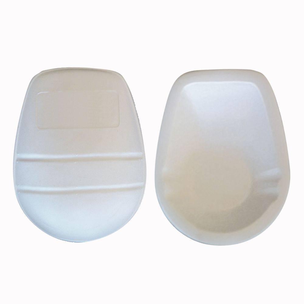 barnett FKP-03 American Football Knieschutz - sehr leicht, Einheitsgröße, Farbe weiß