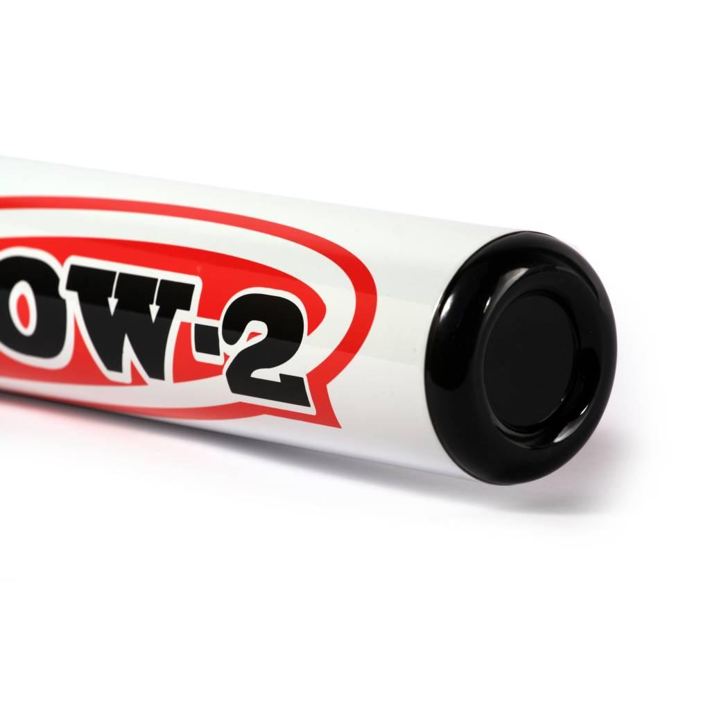 """barnett SLOW 2 Softballschläger SLOWPITCH Aluminium 7046 Größe 34"""" -6"""