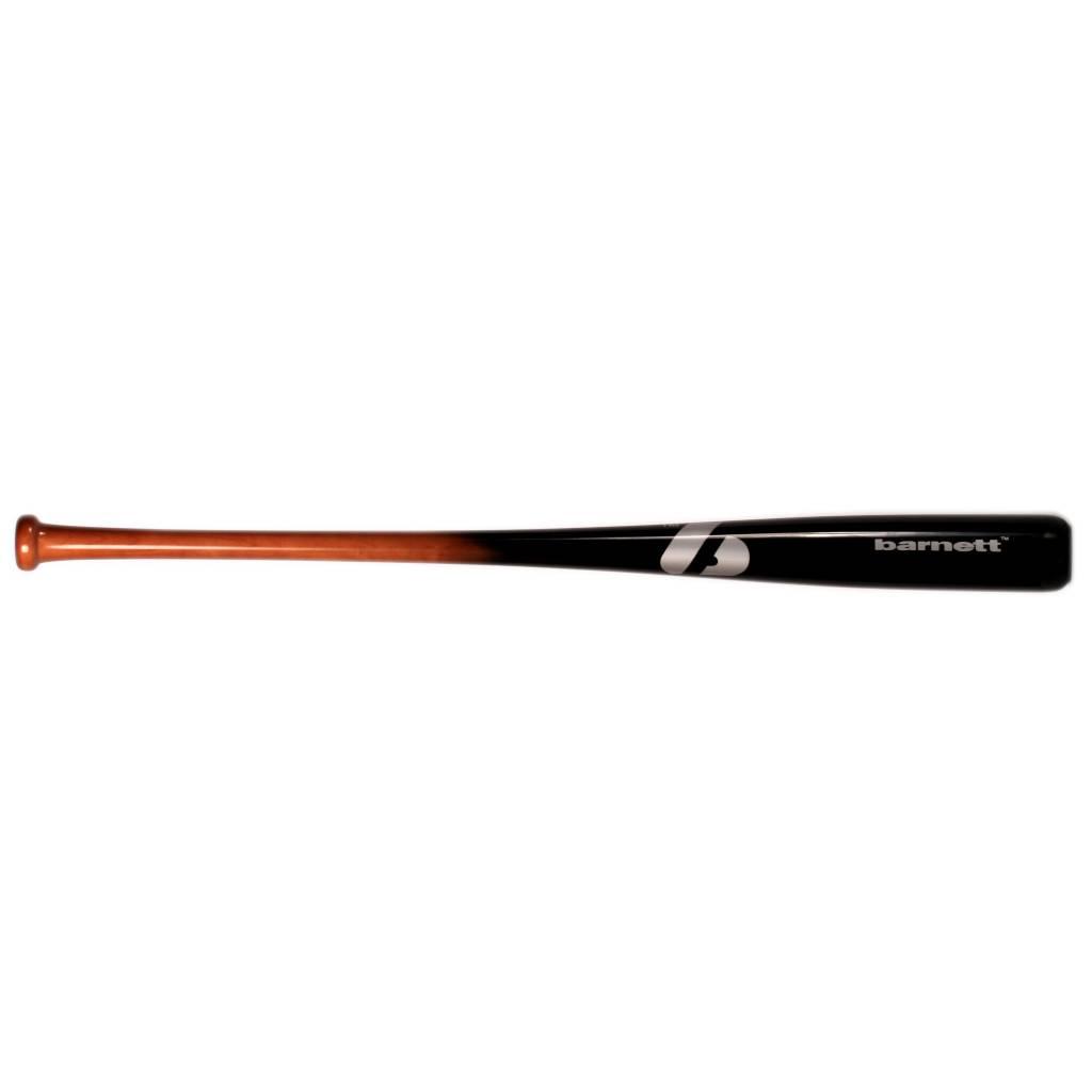 barnett BB-7 Profi Baseballschläger, Modell 110 -7,  Ahornholz hoher Qualität